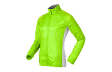 Odlo Men Jacket RACE macaw green/white